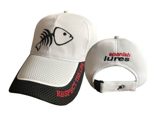 Gorra COOLAIR WHITE