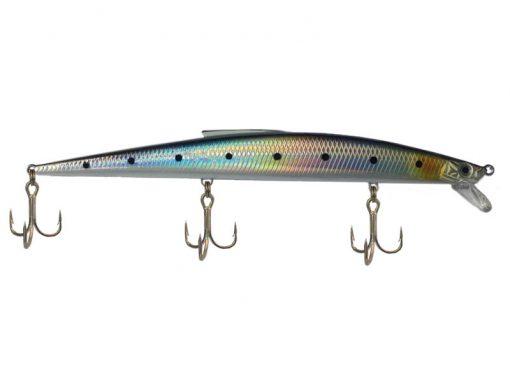 Gudari 170-F Black Sardine